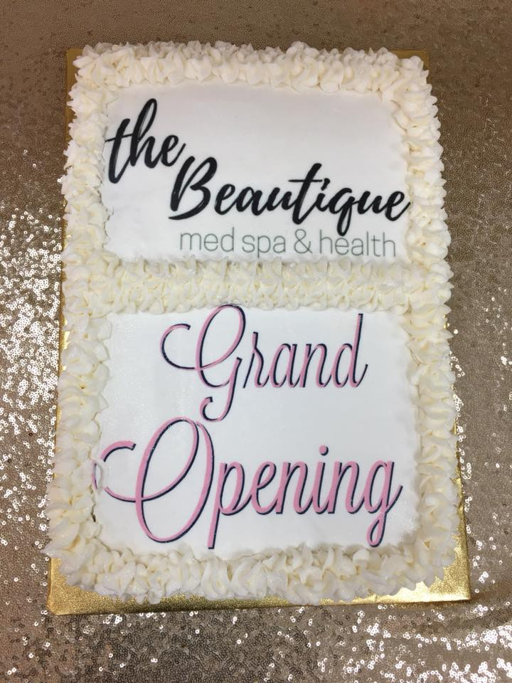 The Beautique Med Spa Health Ribbon Cutting Nederland Chamber Of